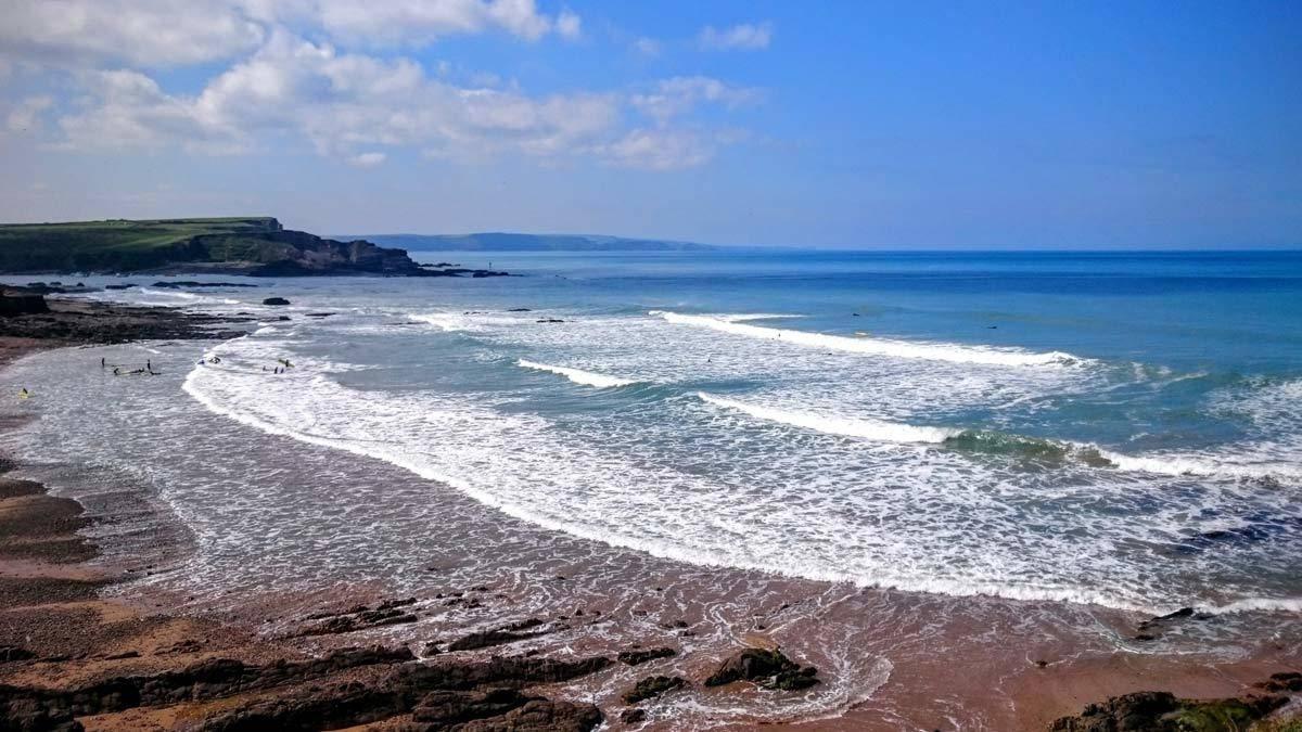 Bude Beaches